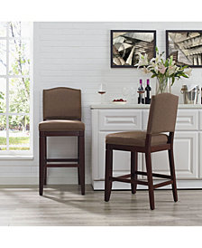 Bryson Bar Stool With Bourbon Cushion