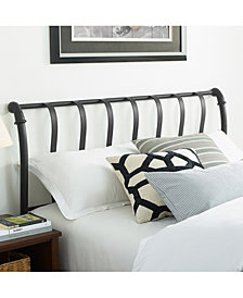 Raleigh King Metal Headboard