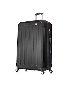 "Intely 32"" Hardside Spinner Luggage With Integrated Weight Scale"