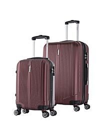 San Francisco 2-Pc. Lightweight Hardside Spinner Luggage Set