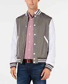 Michael Kors Men's Varsity Bomber Jacket