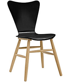 Modway Cascade Wood Dining Chair