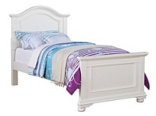 Addison Twin Panel Bed