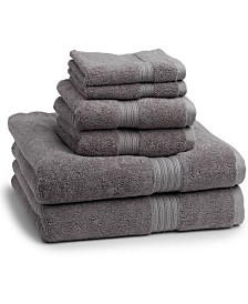 Cassadecor Signature 100% Cotton 6-Pc. Towel Set