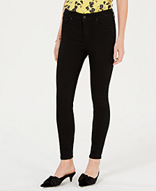 Maison Jules High-Rise Skinny Jeans, Created for Macy's