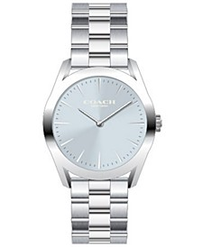 Women's Preston Stainless Steel Bracelet Watch 34mm