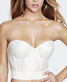 Noemi Low Back Strapless Bustier