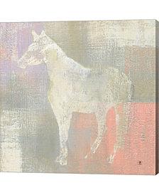 Dusk Pony By Studio Mousseau Canvas Art