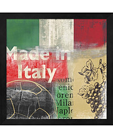 Italy by Posters International Studio Framed Art