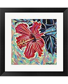 Hawaiian Beauty II By Carolee Vitaletti Framed Art