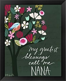 Nana By Katie Doucette Framed Art