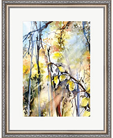 Trees II by Sophia Rodionov Framed Art