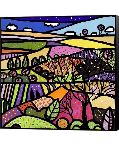 Metaverse Il Profumo Dei Color By Wallas Canvas Art