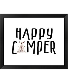 Happy Camper II By Tara Moss Framed Art