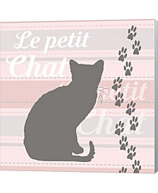 Le Petit Chat By Andrea Haase Canvas Art
