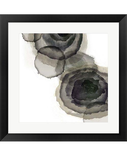 Metaverse Ink Stains I By Pi Galerie Framed Art