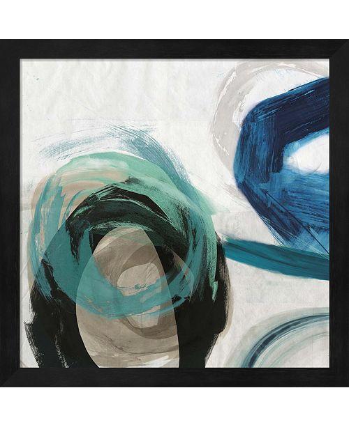 Metaverse Play I By Pi Galerie Framed Art