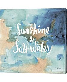 Coastal Breeze Quot1 By Anne Tavoletti Canvas Art