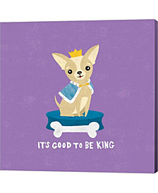 Good Dogs Chihuahua By Moira Hershey Canvas Art