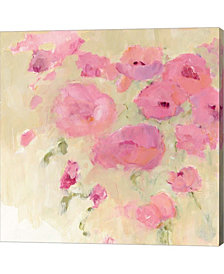 Floral Watercolor Cr By Avery Tillmon Canvas Art