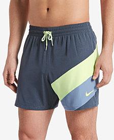"Nike Men's 5"" Mesh Volley Swim Trunks"
