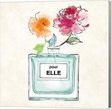 Pour Elle II by Michelle Clair Canvas Art