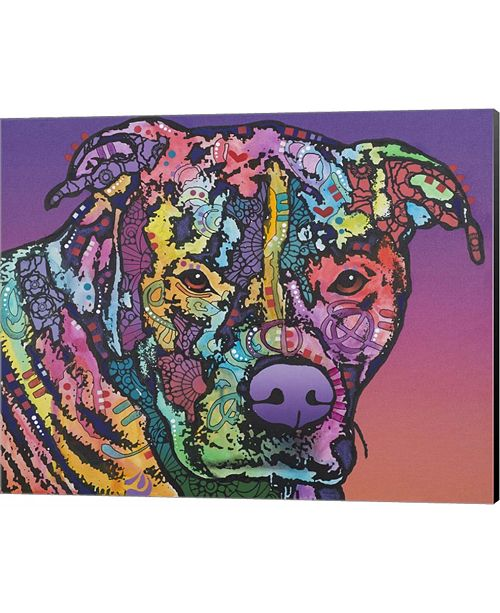 Metaverse Jethro By Dean Russo Canvas Art