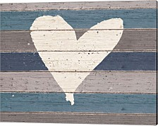 Country Heart By Jo Moulton Canvas Art