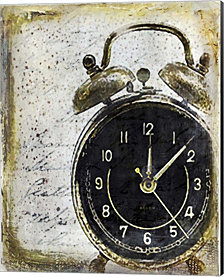 Alarm Clock By Karen J. Williams Canvas Art