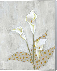 Lovely Botanical III by Vanna Lam Canvas Art