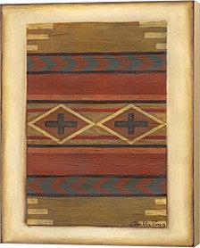 Rio Grande Weaving- H I By Chariklia Zarris Canvas Art