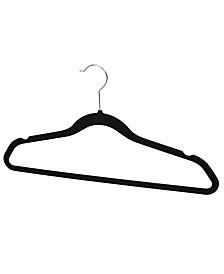 Sunbeam Velvet Hanger, Pack of 25