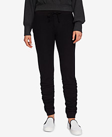 1.STATE Ruched Jogger Pants