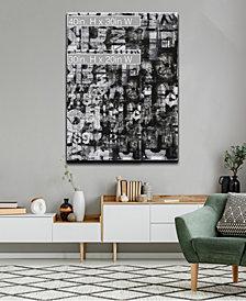Ready2HangArt 'Street Smart  II' Abstract Canvas Wall Art Collection