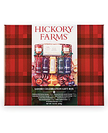 Hickory Farms Savory Celebration Gift Set