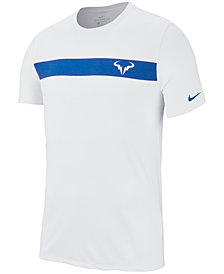 Nike Men's Court Dry Rafa-Logo T-Shirt