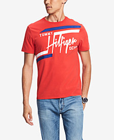 Tommy Hilfiger Denim Men's Windsor Graphic T-Shirt, Created for Macy's