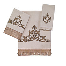 Avanti Monaco Embroidered Bath Towel