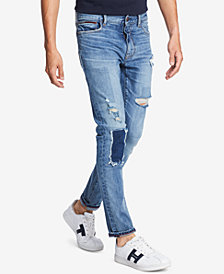 Tommy Hilfiger Denim Men's Straight-Fit Torin Jeans, Created for Macy's