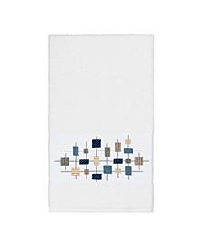 Khloe Embroidered Turkish Cotton Bath Towel