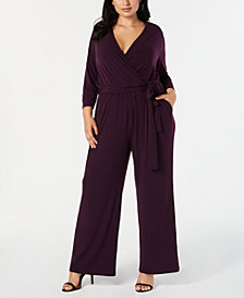 Plus Size Rompers Jumpsuts Macys