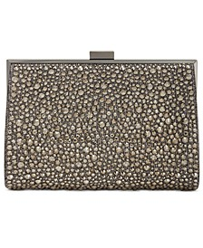 Loryy Embellished Sparkle Clutch, Created for Macy's