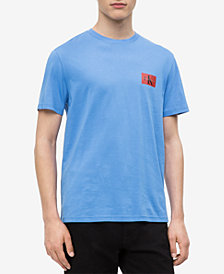 Calvin Klein Jeans Men's Monogram Embroidery Tee