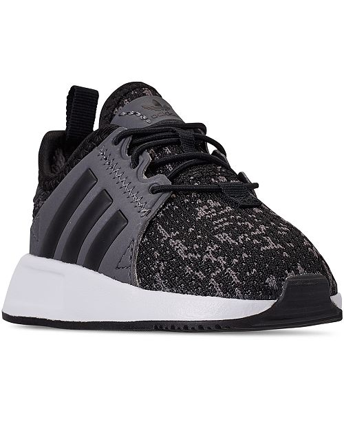 e7555fae81fe adidas Toddler Boys  X-PLR Casual Athletic Sneakers from Finish Line ...