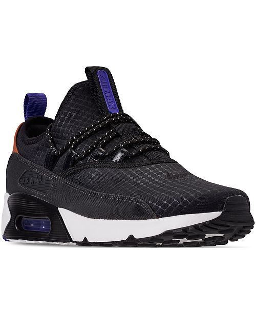 huge discount 89480 e2493 Nike Men s Air Max 90 EZ Casual Sneakers from Finish ...