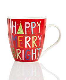 Pfaltzgraff Happy Merry Bright Mug