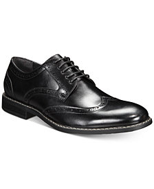 Nautica Men's Miles Wingtip Oxfords
