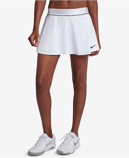 cd2386780a Nike Court Dry Flouncy Tennis Skort & Reviews - Skirts - Women - Macy's
