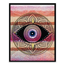 Tribal Eye Part 3 Shadowbox