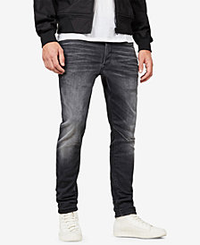 G-Star RAW Men's Drava Blac Slim-Fit Jeans, Created for Macy's